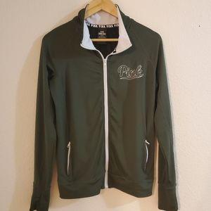 PINK VS zip up jacket